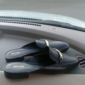 Michael Kors dress shoes leather new